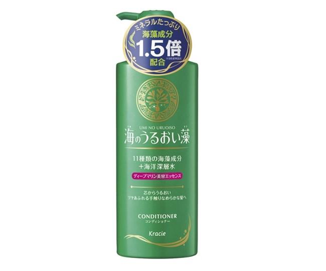 Скорая помощь ослабленных волос от Umi No Uruoiso Kracie
