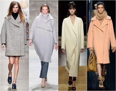 Не менее модные - женственные пальто фасонов «тюльпан», классические  приталенные двубортные модели, варианты с поясом и юбкой-солнцем. 331c7215745
