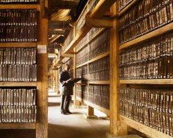 Знаменитая библиотека глиняных книг