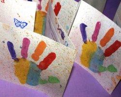 Делаем пригласительный на детский день рождения своими руками