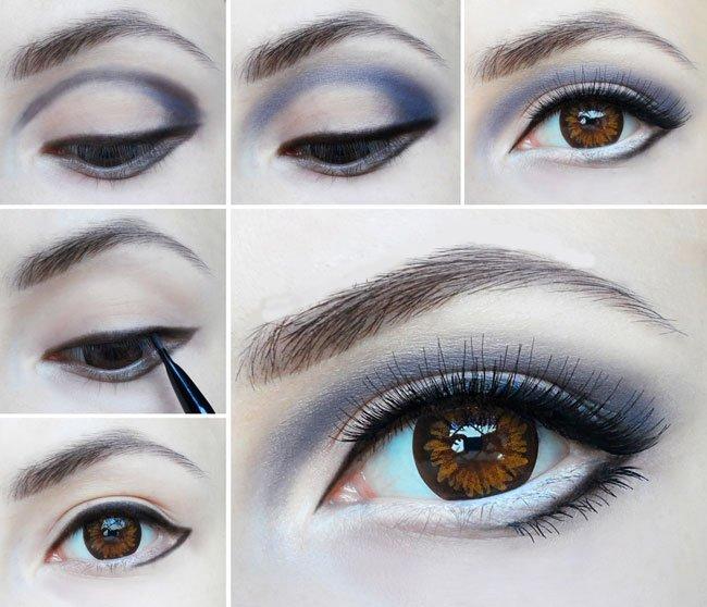 Как сделать аниме макияж фото 633
