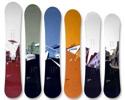 Как выбрать сноуборд для новичка?