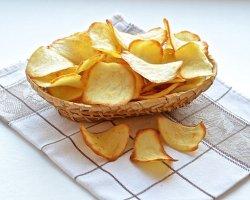 Как готовить чипсы в домашних условиях?