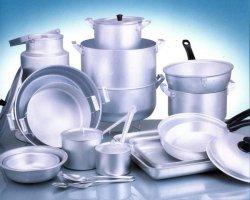 Алюминиевые сковороды и кастрюли: как почистить и прокалить?