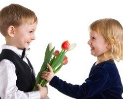 8 марта в школе: конкурсы, подарки