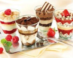 Десерты и выпечка к 8 марта