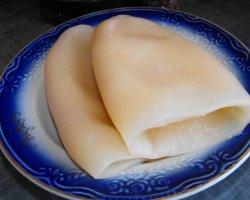 Рецепты постных блюд из кальмаров