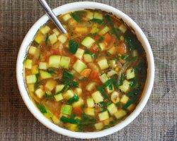 Рецепты вкусных постных супов