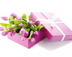 Необыкновенный подарок на 8 марта