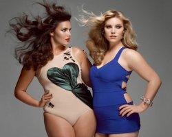 Модели plus size судятся за фотошоп и зарабатывают больше худышек