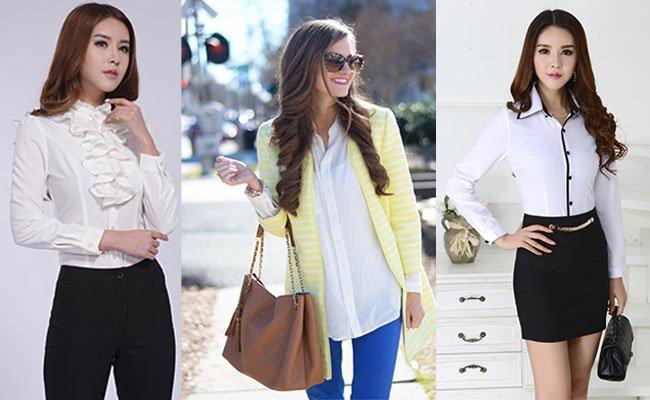 fd024cc01bf Модные женские блузки весна-лето 2016