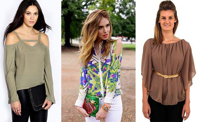 65e6cc5eb3b Как подобрать идеальную блузку по фигуре