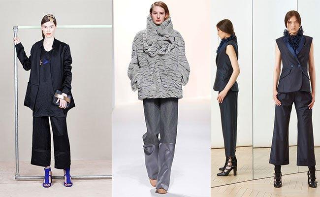 1123a6d835a Модные женские брюки весна-лето 2016  актуальные тенденции и стильные .