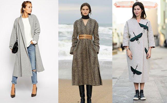Модные женские пальто весна 2016. Актуальные фасоны женских пальто 2016  года, фото. 7f3029d1f86