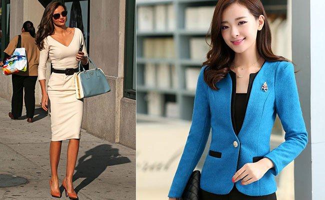 a3dd710d3cb Как выбрать идеальный деловой костюм. С чем носить женский деловой ...
