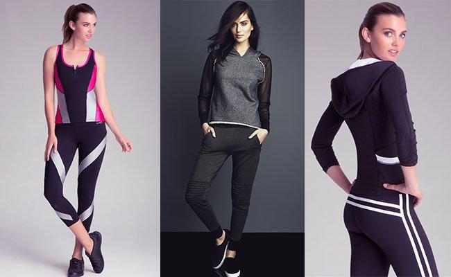 fcc8dcbca1d Женская спортивная мода 2015. Актуальные тенденции в женской ...