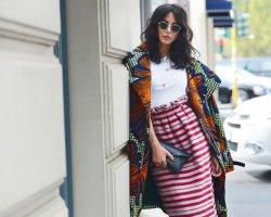 Особенности уличной моды разных стран