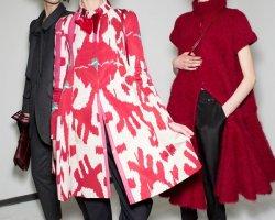 Новая линия женской одежды от Джорджио Армани