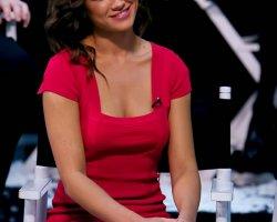 Анна Кастерова - ведущая и секс-символ телеканала «Россия -2»