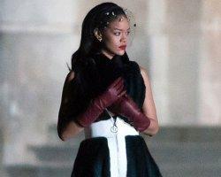 Рианна стала четвертой героиней модного «сериала» Secret Garden Dior