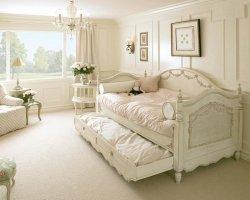 Спальня в стиле шебби-шик: позвольте себе немного винтажа
