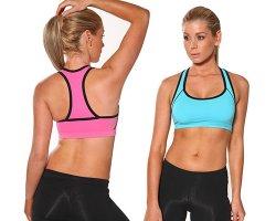 Собираемся в спортзал: выбираем правильное женское спортивное белье