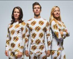 McDonald's оденет модников в гамбургеры