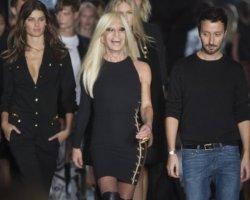 Энтони Ваккарелло представит свою первую коллекцию для Versus Versace в Лондоне