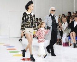 Круизная коллекция Chanel в Сеуле