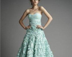 Мятная свадьба: модная тенденция сезона