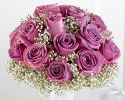 Сиреневая свадьба: флер романтики и утонченности