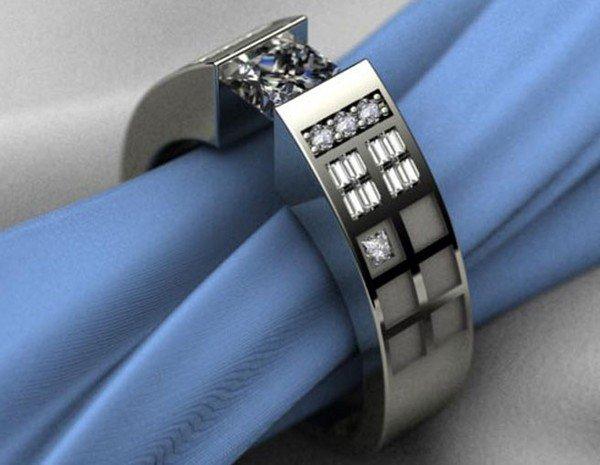 Нередко такие обручальные кольца специально изготовляют по авторскому  дизайну, в результате чего вы становитесь обладателями эксклюзивной вещи  ручной работы ... 1ee70225c32
