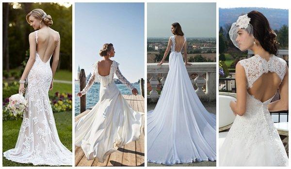 b6cb2486b00 Свадебное платье айвори. Тренд этого года – платье айвори