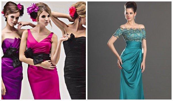 57918074c32a17d В чем пойти на свадьбу женщине: фото. Что можно одеть на свадьбу ...
