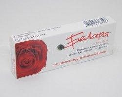 Белара: один из самых лучших контрацептивов