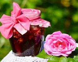 Сладкое совершенство: ароматное варенье из роз и лимона