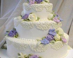 Свадебные торты – воплощаем вкусные фантазии!
