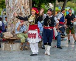 Танец сиртаки – дух Греции у вас дома