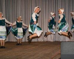 Танец настроения – полька