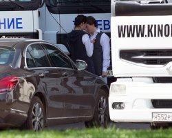Сергея Безрукова с новой возлюбленной преследуют журналисты
