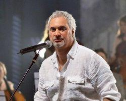 Валерий Меладзе отмечает 50-летие