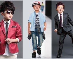 Стильные парни 2016: самая модная одежда для мальчиков всех возрастов