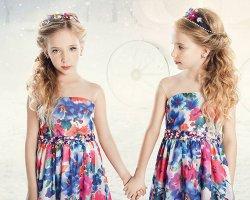Маленькая модница: обзор самой модной одежды для девочек 2016