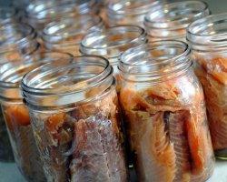 Рецепты для рачительной хозяйки: заготавливаем рыбу на зиму