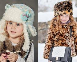 Шапкам быть: самые модные детские шапки 2016 года