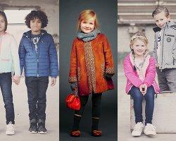 Тепло и модно: обзор самых стильных детских курток 2016