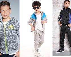 Стильный модник: обзор популярных фасонов детских костюмов для мальчиков