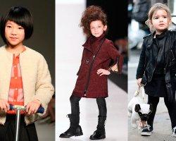 Когда холода в радость: обзор модной детской верхней одежды 2016