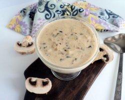 Вкус в деталях: грибной соус из шампиньонов со сливками