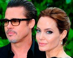 Анджелина Джоли и Брэд Питт побывали на чаепитии у принца Уильяма